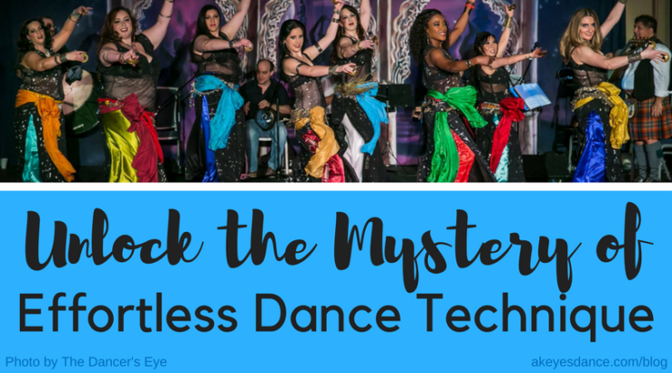 Unlock the Mystery of Effortless Dance Technique by Abigail Keyes