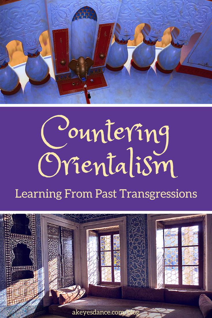Countering Orientalism by Abigail Keyes