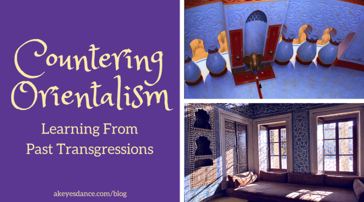 Countering Orientalism blog post by Abigail Keyes