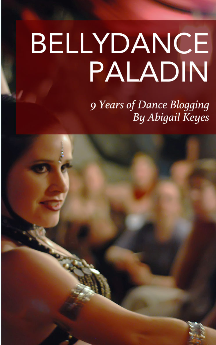 Cover for Bellydance Paladin eBook by Abigail Keyes