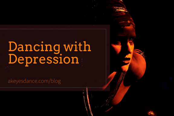 dance depression belly dance mental health anxiety