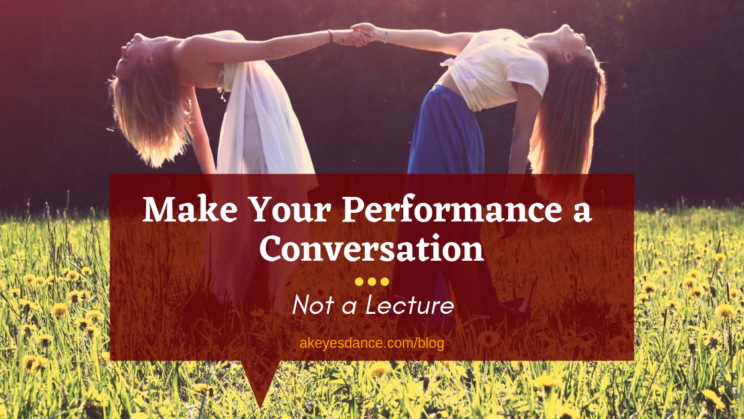 bellydance, dance, conversation, performance, audience, stage presence