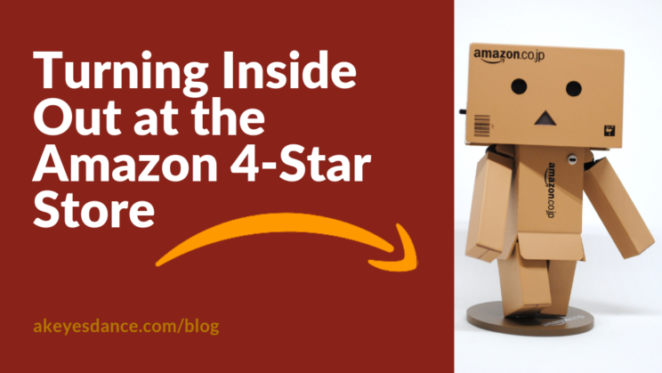 amazon, 4-star, store, embodiment, corporeality, retail, millennials