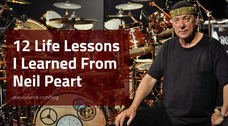 12 Life Lessons from Neil Peart