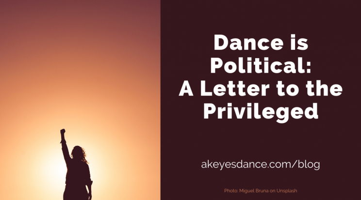 dance bellydance politics racism privilege