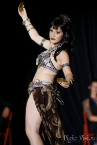 As Jamila Salimpour at Reverence 2013.